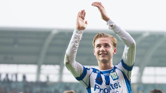 Qui est Benjamin Nygren, le grand espoir de l'IFK Göteborg et du football suédois ?