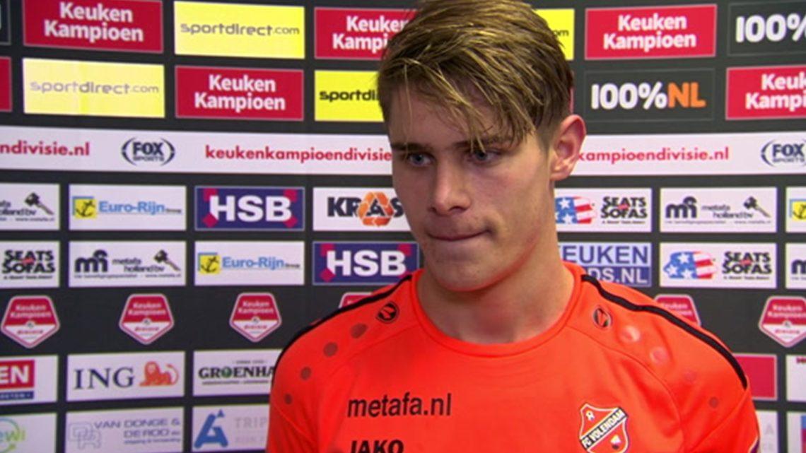 Focus scouting sur Micky van de Ven, jeune défenseur central de Volendam (Pays-Bas)